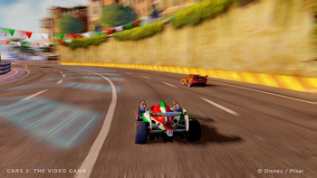 Screenshot4 - Cars 2