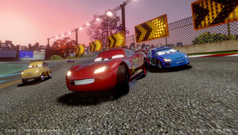 Screenshot5 - Cars 2