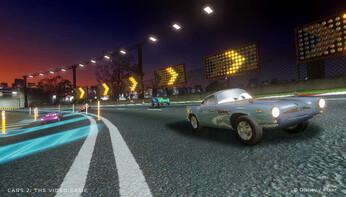 Screenshot1 - Cars 2
