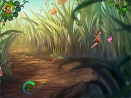 Screenshot5 - Disney Fairies: TinkerBell's Abenteuer