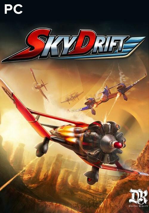 Skydrift - Cover / Packshot