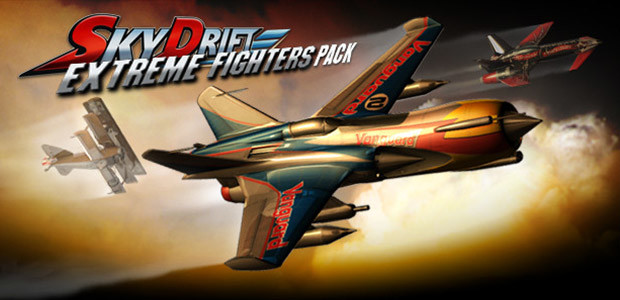 SkyDrift: Extreme Fighters Premium Airplane Pack
