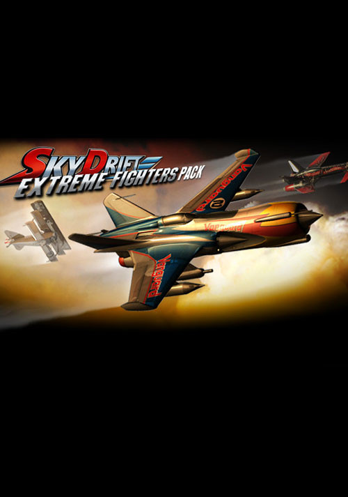 SkyDrift: Extreme Fighters Premium Airplane Pack - Cover / Packshot