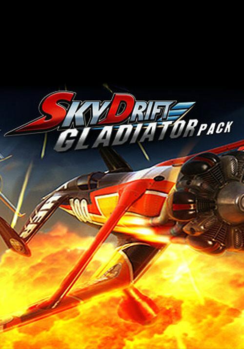SkyDrift: Gladiator Multiplayer Pack - Cover / Packshot