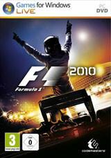 F1 2010 - Packshot