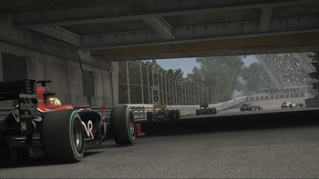 Screenshot1 - F1 2010
