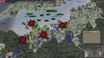 Screenshot10 - Hearts of Iron III Collection