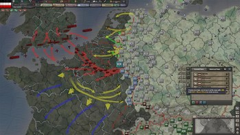 Screenshot3 - Hearts of Iron III Collection
