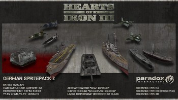 Screenshot8 - Hearts of Iron III Collection
