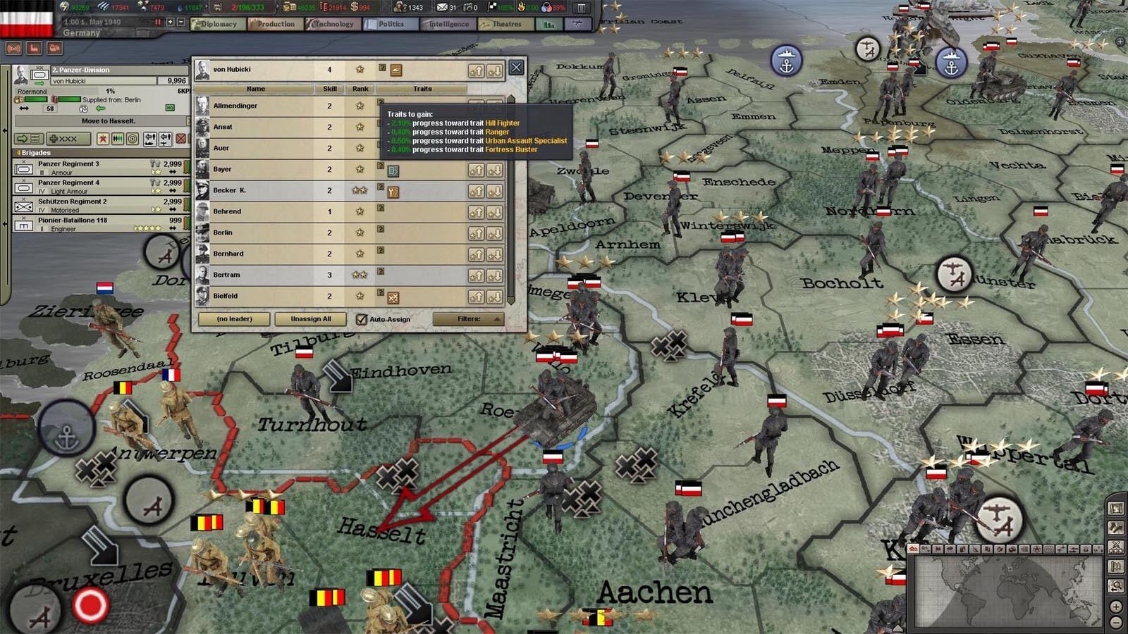 Zweiter Weltkrieg Strategiespiele