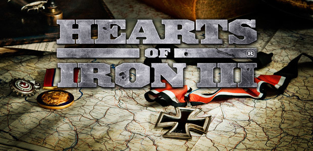 Hearts of Iron III - Cover / Packshot