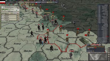 Screenshot1 - Hearts of Iron III: Their Finest Hour