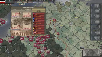 Screenshot3 - Hearts of Iron III: Their Finest Hour