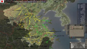 Screenshot2 - Hearts of Iron III: Their Finest Hour