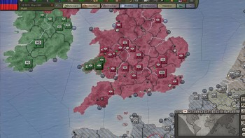 Screenshot9 - Hearts of Iron III: Their Finest Hour