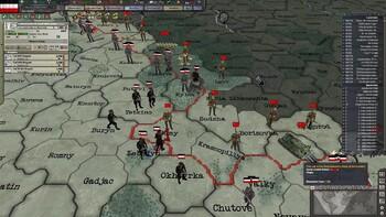 Screenshot1 - Hearts of Iron III: Their Finest Hour