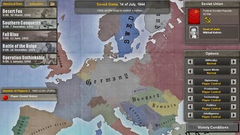 Screenshot11 - Hearts of Iron III: For the Motherland