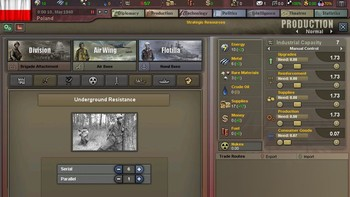 Screenshot5 - Hearts of Iron III: For the Motherland