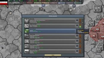 Screenshot1 - Hearts of Iron III: Semper Fi