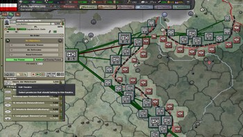 Screenshot4 - Hearts of Iron III: Semper Fi