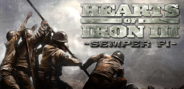 Hearts of Iron III: Semper Fi - Cover / Packshot