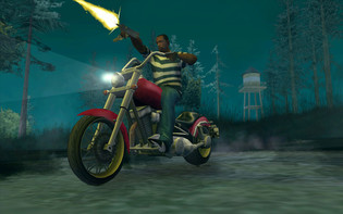 Screenshot1 - Grand Theft Auto: San Andreas