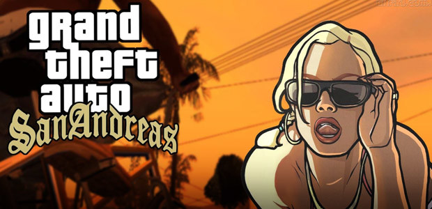 Grand Theft Auto: San Andreas - Cover / Packshot
