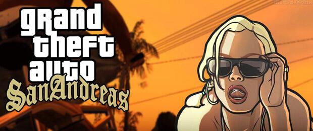 Le Joueur du Grenier présente GTA San Andreas