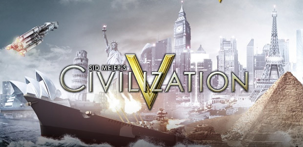 Civilization V - Cover / Packshot