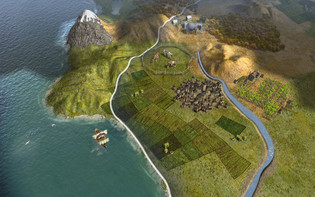 Screenshot2 - Civilization V: Scrambled Continents