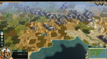 Screenshot3 - Civilization V: Scrambled Continents