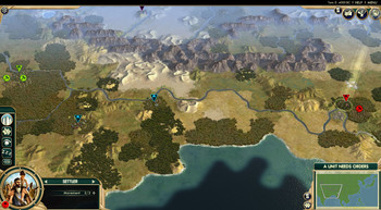 Screenshot4 - Civilization V: Scrambled Continents