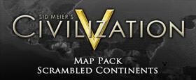 Civilization V: Scrambled Continents