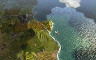 Screenshot1 - Civilization V: Scrambled Continents
