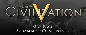 Civilization V: Scrambled Continents