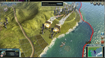 Screenshot3 - Civilization V - Korea and Ancient World Combo Pack