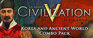 Civilization V - Korea and Ancient World Combo Pack