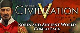 Civilization V - Korea and Ancient World Combo Pack