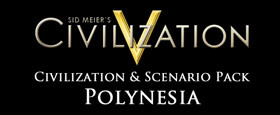 Sid Meier's Civilization V: Civilization and Scenario Pack: Polynesia