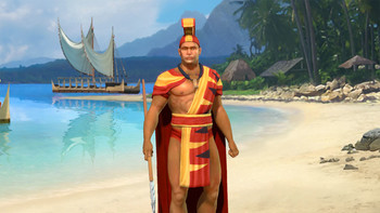 Screenshot1 - Sid Meier's Civilization V: Civilization and Scenario Pack: Polynesia