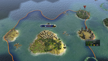 Screenshot4 - Sid Meier's Civilization V: Civilization and Scenario Pack: Polynesia