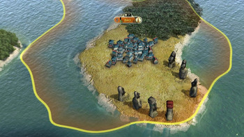 Screenshot2 - Sid Meier's Civilization V: Civilization and Scenario Pack: Polynesia