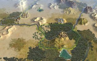 Screenshot4 - Civilization V - Civilization and Scenario Pack: Denmark - The Vikings
