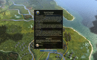 Screenshot3 - Civilization V - Civilization and Scenario Pack: Denmark - The Vikings