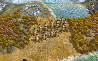 Screenshot5 - Civilization V - Double Civilization and Scenario Pack: Spain and Inca