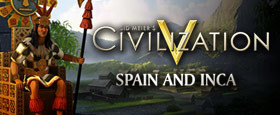 Civilization V - Double Civilization and Scenario Pack: Spain and Inca