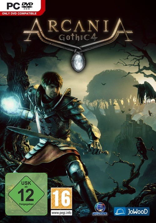 ArcaniA - Gothic 4 - Cover / Packshot