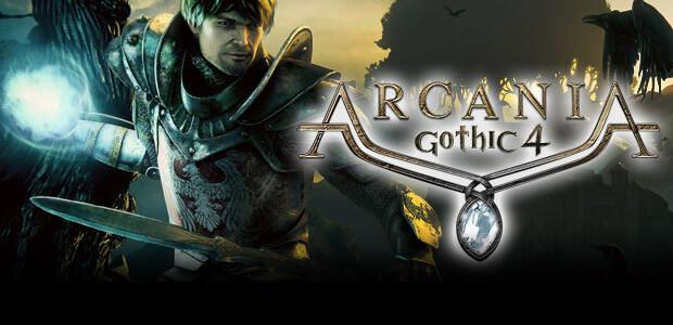 ArcaniA - Gothic 4 - Cover / Packshot