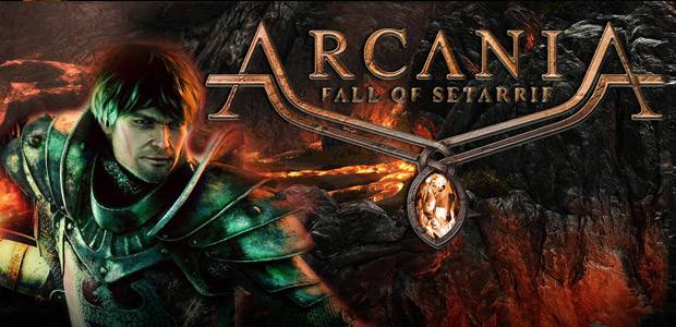 Arcania - Fall of Setarrif - Cover / Packshot