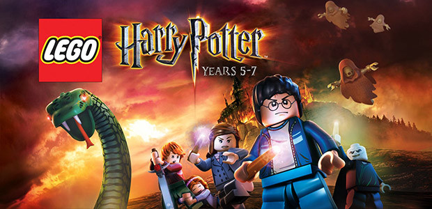 Lego Harry Potter: Years 5-7 - Cover / Packshot